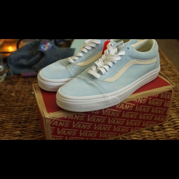 Vans Shoes - COPY - Old Skool Suede Vans
